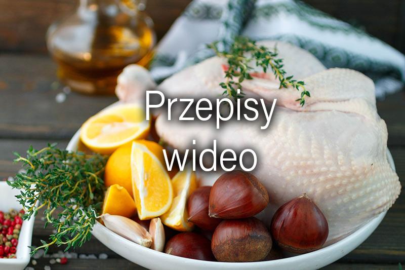 Obejrzyj dietetyczne wideo przepisy