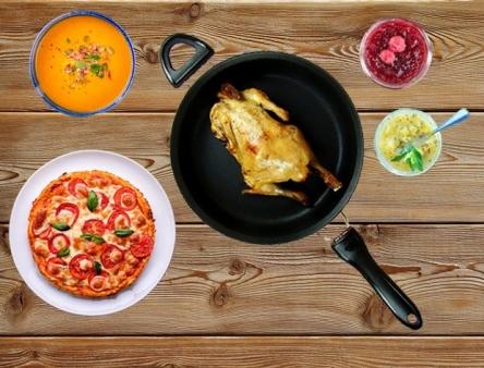 Rewolucja w przygotowywaniu potraw z SAMMI
